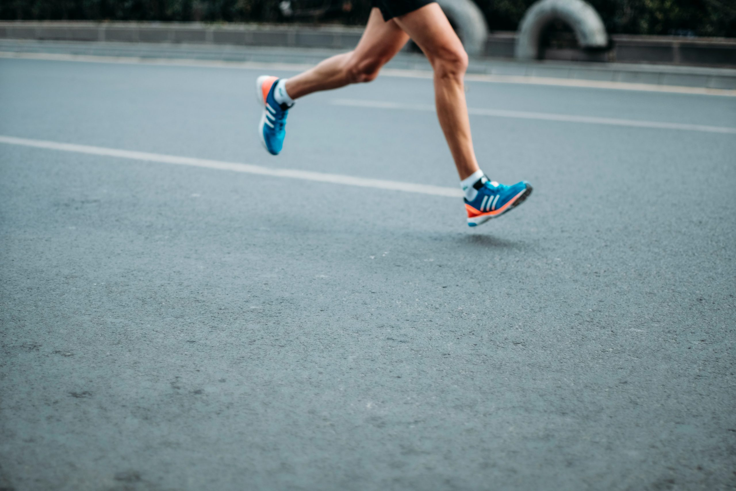 Speed ​​can be increased in running